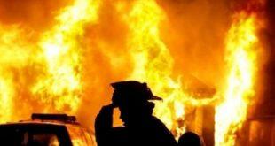 مصدومیت ۴ کارگر در مهاباد