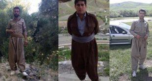 دادگاه تجدیدنظر سه شهروند اهل پیرانشهر را جمعا به ۱۲ سال حبس محکوم کرد