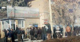 معوقات مزدی کارگران شهرداری مریوان
