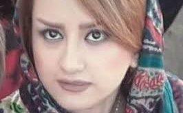پریسا سیفی فعال مدنی کرد دست به اعتصاب غذا زد