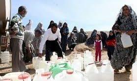 روستاهای کرماشان از دسترسی به آب شرب محروم هستند.