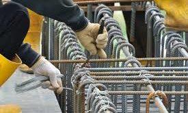 مصدومیت شدید یک کارگر در سنندج