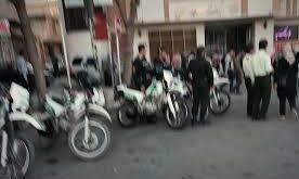 نیروهای امنیتی مانع برگزاری مراسم فعالان مدنی در سنندج شدند