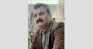 بازداشت یک شهروند در سنندج