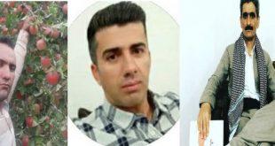 بازداشت چهار شهروند دیگر کورد در شهرهای بوکان، پیرانشهر، سقز و سنندج