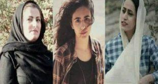 سه زن فعال مدنی کورد به بازداشتگاه اداره اطلاعات سپاه اورمیه منتقل شدند