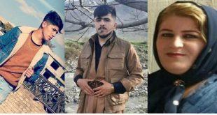 بازداشت مادر و دو فرزند در پیرانشهر