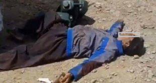 """مرگ یک کارگر در مرز """"باشماخ"""" مریوان"""