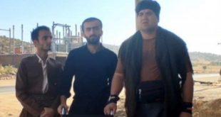یک کولبر معلول به نشانه اعتراض بە کشتار کولبران، وضعیت نامناسب معلولان و محیط زیست کوردستان با چرخ ویلچر مسافت هفتصد کیلومتری را میپیامید